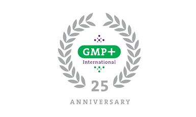 Поздравляем организацию GMP+ International с 25-летним юбилеем!
